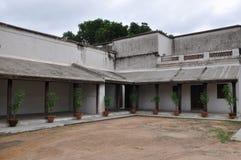 Chowmahalla slott i Hyderabad, Indien Royaltyfria Bilder