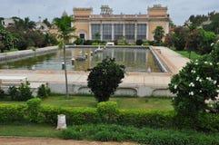 Chowmahalla slott i Hyderabad, Indien Arkivfoton