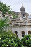 Chowmahalla slott i Hyderabad, Indien Royaltyfri Bild