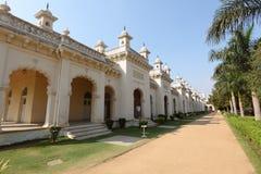 Chowmahalla uroczysty Pałac obrazy royalty free
