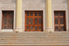 Chowmohalla Palace Royalty Free Stock Images