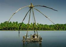 Choza de la pesca Imagen de archivo