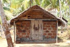 Choza de la pesca La India del sur Fotos de archivo libres de regalías