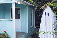 Choza del fantasma Foto de archivo libre de regalías