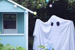 Choza del fantasma Foto de archivo
