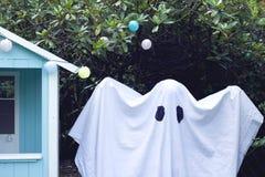 Choza del fantasma Fotografía de archivo