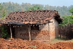 Choza india rural Fotos de archivo