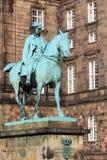 Chrétien, roi du Danemark photographie stock libre de droits