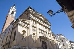 Chrch de San Marcello à Vicence Image stock
