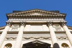 Chrch San Marcello w Vicenza Zdjęcia Royalty Free