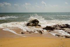 chreating волны Стоковые Фото