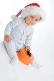 Chéri de Noël Image stock