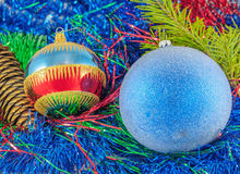Chridstmas decorations Stock Photography