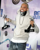 Chris Brown Stock Photo