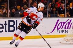 Chris Butler Calgary Flames Stock Photography
