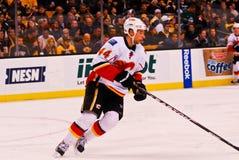 Chris Butler Calgary Flames Stock Image