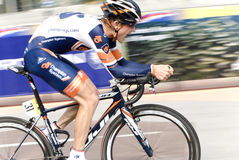 Chris Butler (USA), rider Champion System Royalty Free Stock Photography