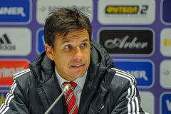 Chris Coleman Stock Image