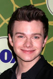Chris Colfer Foto de Stock Royalty Free