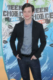 Chris Colfer stockbild
