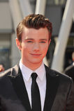 Chris Colfer lizenzfreie stockfotos