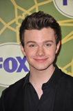 Chris Colfer Fotografia de Stock