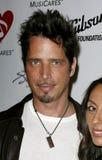 Chris Cornell royaltyfria foton