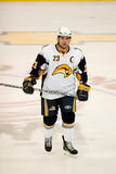 Chris Drury of the Buffalo Sabres Stock Images
