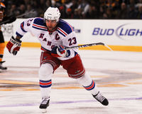 Chris Drury, New York Rangers Royalty Free Stock Photos