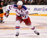 Chris Drury, New York Rangers Royalty Free Stock Images