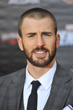 Chris Evans. At the world premiere of his new movie Marvel's The Avengers at the El Capitan Theatre, Hollywood. April 11, 2012  Los Angeles, CA Picture: Paul Royalty Free Stock Photography