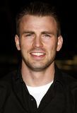 Chris Evans Photographie stock