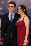 Chris Evans, Hayley Atwell Royalty Free Stock Photo