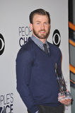 Chris Evans Royalty Free Stock Photography