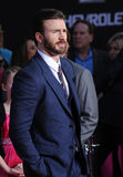 Chris Evans Stock Images