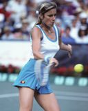 Chris Evert. Tennis legend Chris Evert. (Image taken from a color slide stock photo