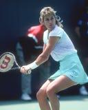 Chris Evert. Tennis legend Chris Evert. (Image taken from a color slide royalty free stock images