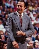 Chris Ford, Boston-Celtics-Cheftrainer Lizenzfreie Stockbilder