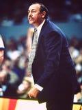Chris Ford former Boston Celtics Coach. Stock Image