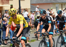 Chris Froome Photo libre de droits