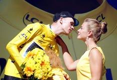 Chris Froome Tour de France 2015 Stock Photo