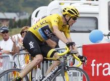 Chris Froome Tour de France 2015 Stock Images