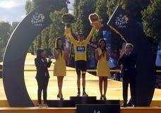 Chris Froome 2015 Tour de France Stock Image