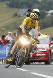 Chris Froomei  Tour de France 2015 Stock Photos
