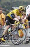 Chris Froomei  Tour de France 2015 Stock Images