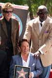 Chris Gardner,Dave Koz,Barry Manilow Stock Image