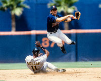 Chris Gomez San Diego Padres Stock Photos