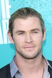 Chris Hemsworth at the 2012 MTV Movie Awards Arrivals, Gibson Amphitheater, Universal City, CA 06-03-12 Stock Image