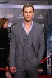 Chris Hemsworth lizenzfreies stockfoto