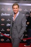 Chris Hemsworth lizenzfreie stockbilder